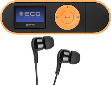 ECG PMP 20 4GB Black&Orange